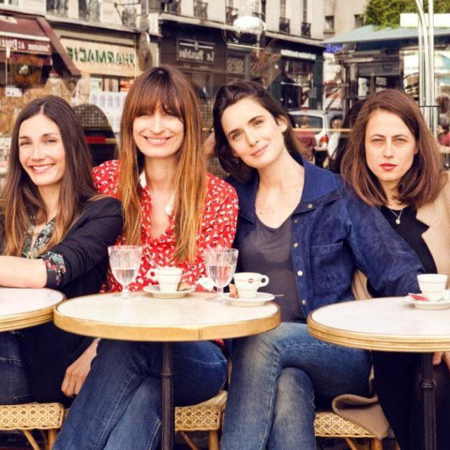 "An Berest, Odri Duan, Karolin de Megre, Sofi Mas – Autorke knjige ""Kako biti Parižanka"""