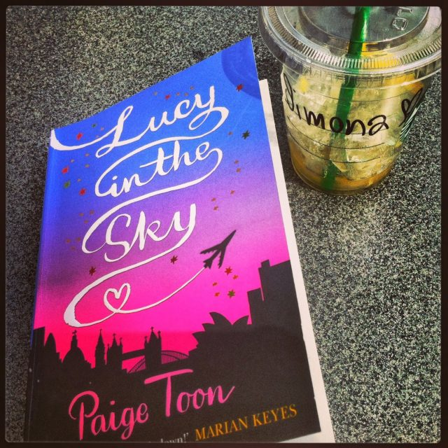 Lucy in the sky – Paige Toon