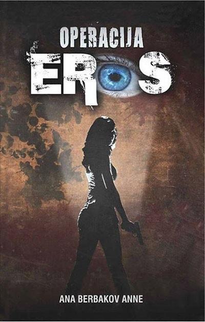 Operacija Eros Korice knjige