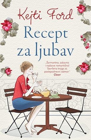 Recept za ljubav Korice knjige