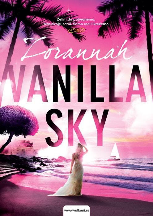Vanilla Sky Korice knjige