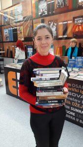 EvroBook - Aleksandra Bibliotekarka