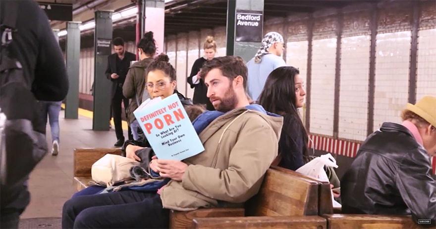Not a porn book