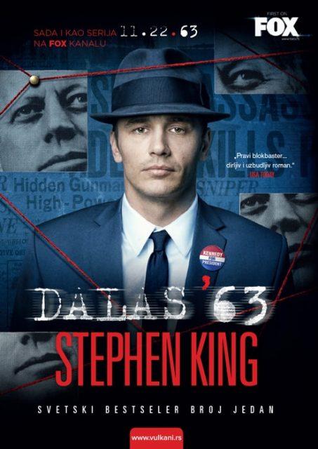 Dalas 63 - Stiven King
