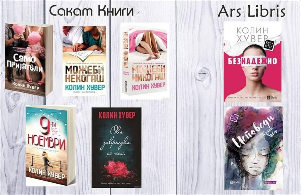 Confess – Colleen Hoover – Makedonija