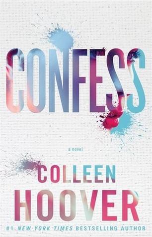 Confess (Priznanje) Korice knjige