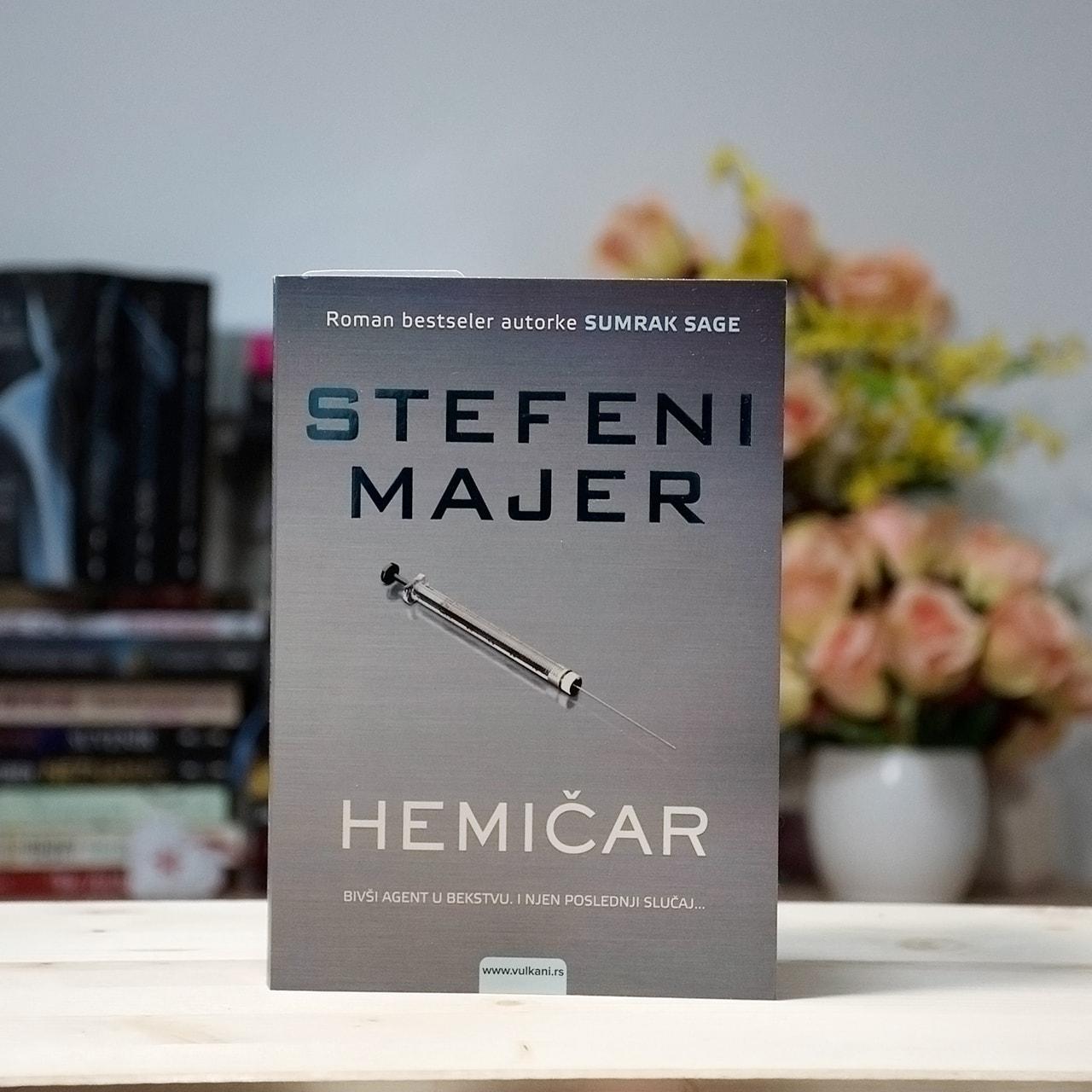 Hemičar - Stefeni Majer
