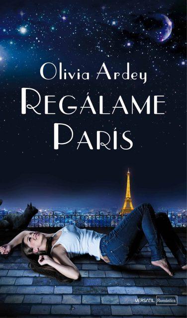 Regalame Paris – Olivia Ardey (špansko izdanje)