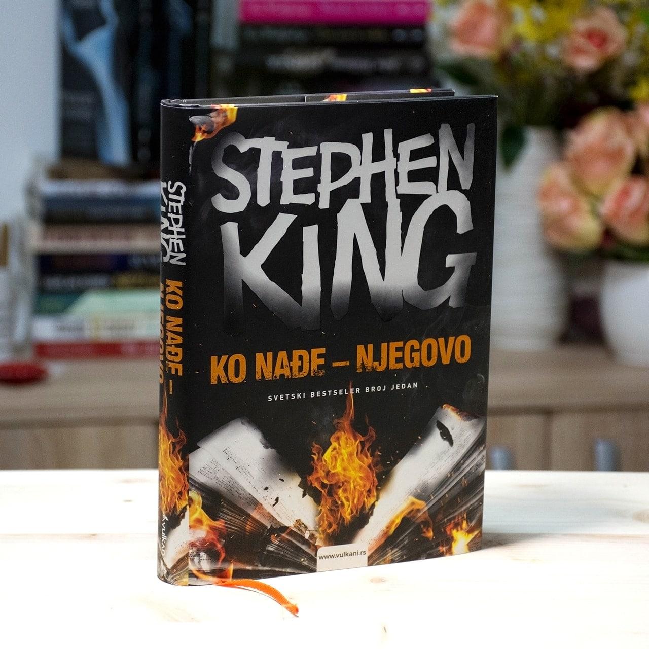 Ko nađe-njegovo - Stiven King