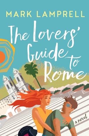 Ljubav u Rimu - Mark Lamprel - strane korice