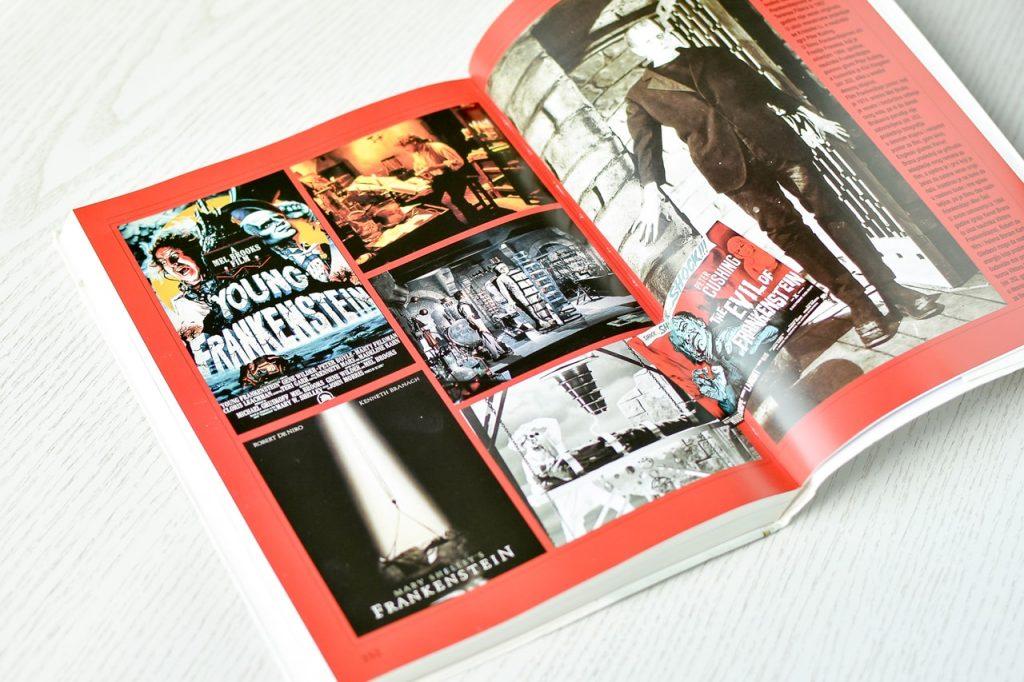 Frankenštajn ili Moderni prometej - izdanje Kreativnog Centra