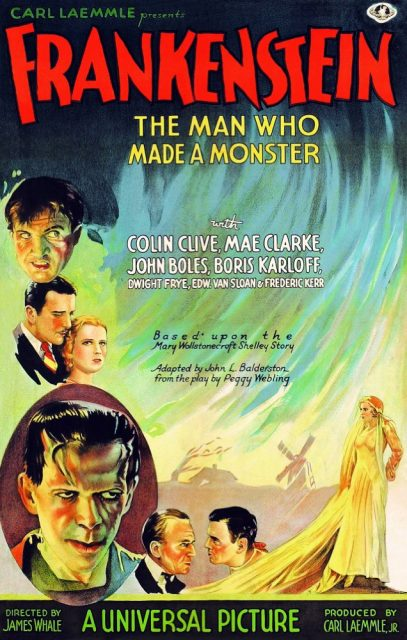 Frankenstein – film iz 1931.