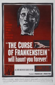 The Curse of Frankenstein - film iz 1957.