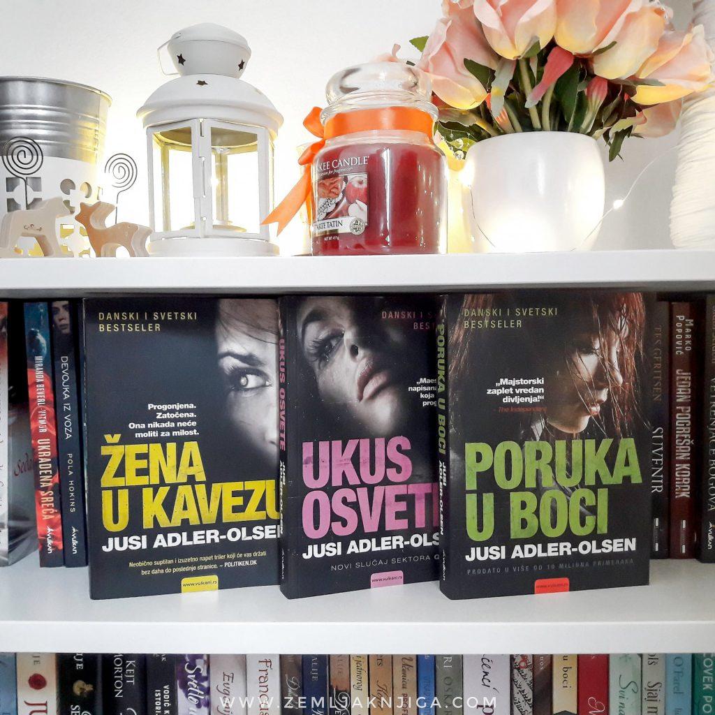 Jusi Adler - knjige