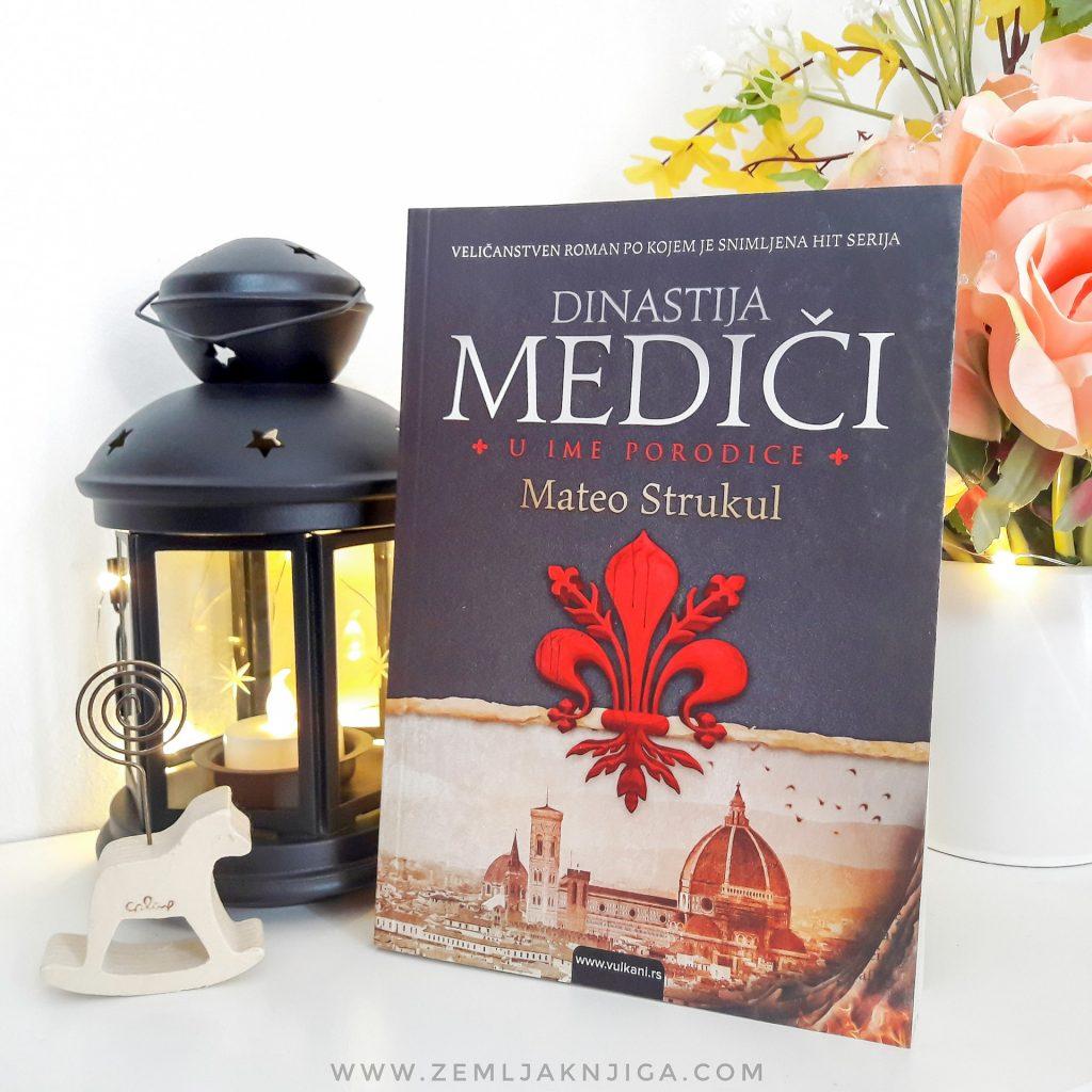 Mediči - Mateo Strukul
